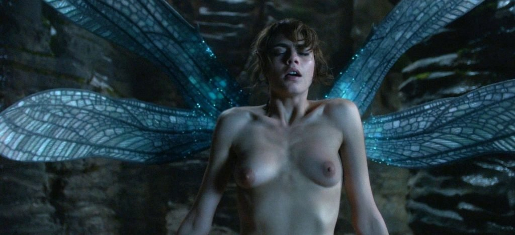 Cara Delevingne Nude