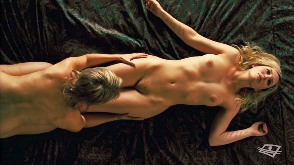 Isabelle Blais Naked – Borderline (4 Pics + GIF & Video)