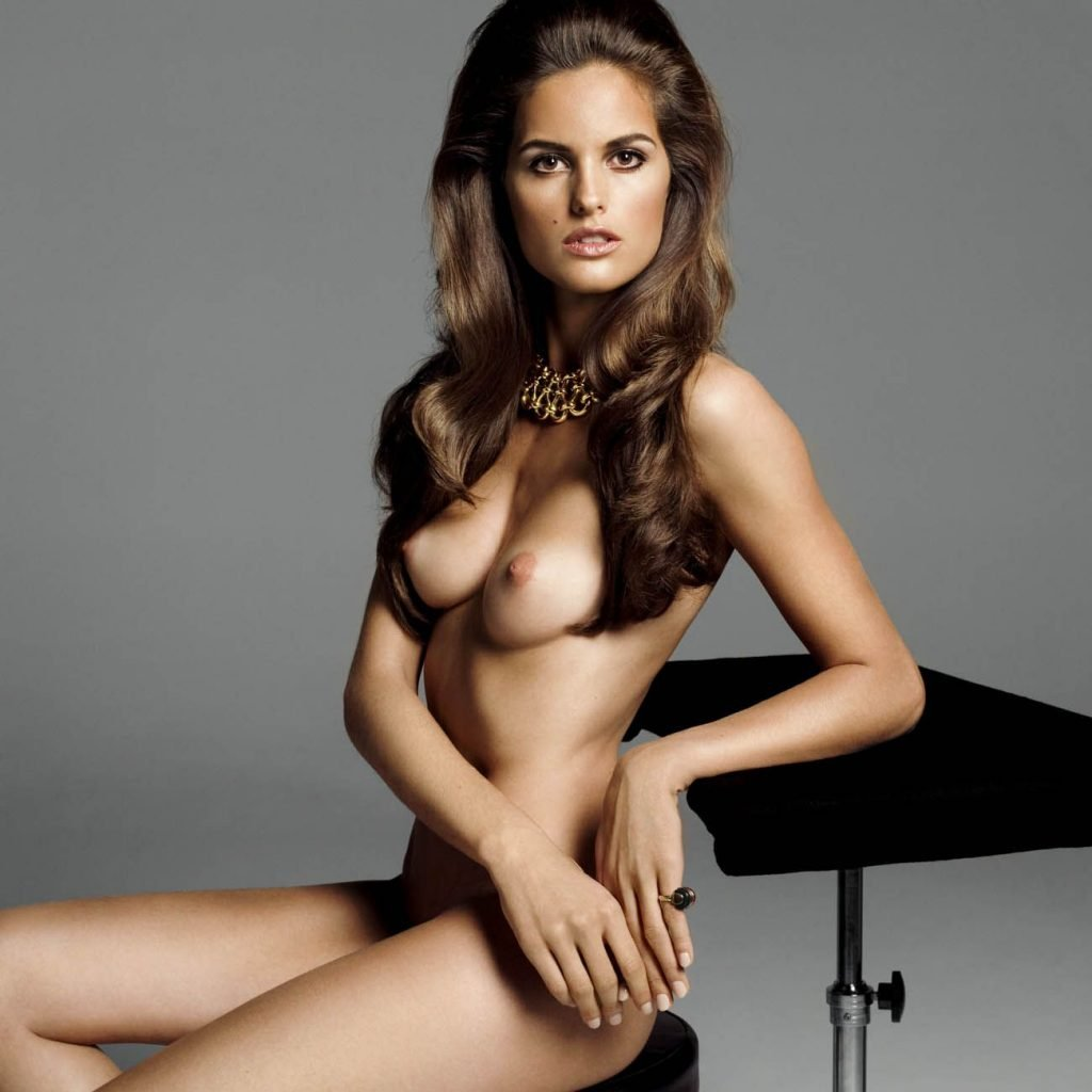 Izabel Goulart Nude Ultimate Collection (84 Photos)