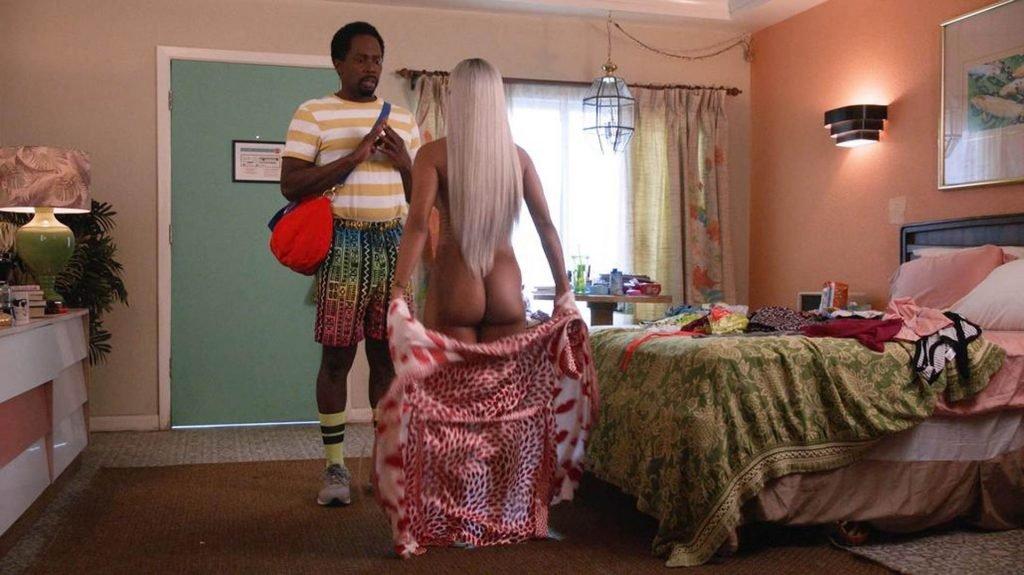 Karrueche Tran Nude – Claws (4 Pics + GIF & Video)