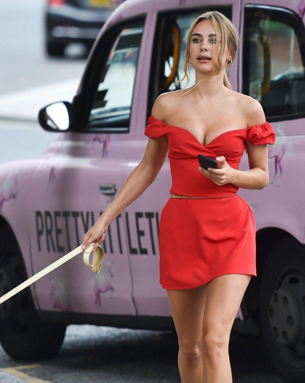 Kimberley Garner Sexy (17 New Photos)