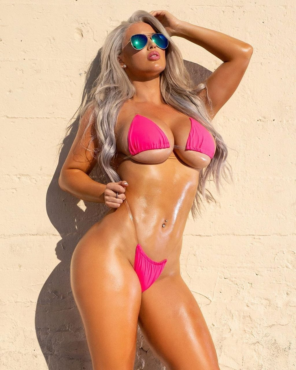 Laci Kay Somers Nude & Sexy (110 Photos + Video)