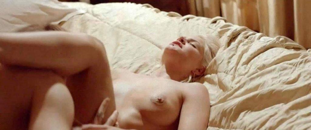 María Birta Nude – Svartur á leik (10 Pics + GIF & Video)