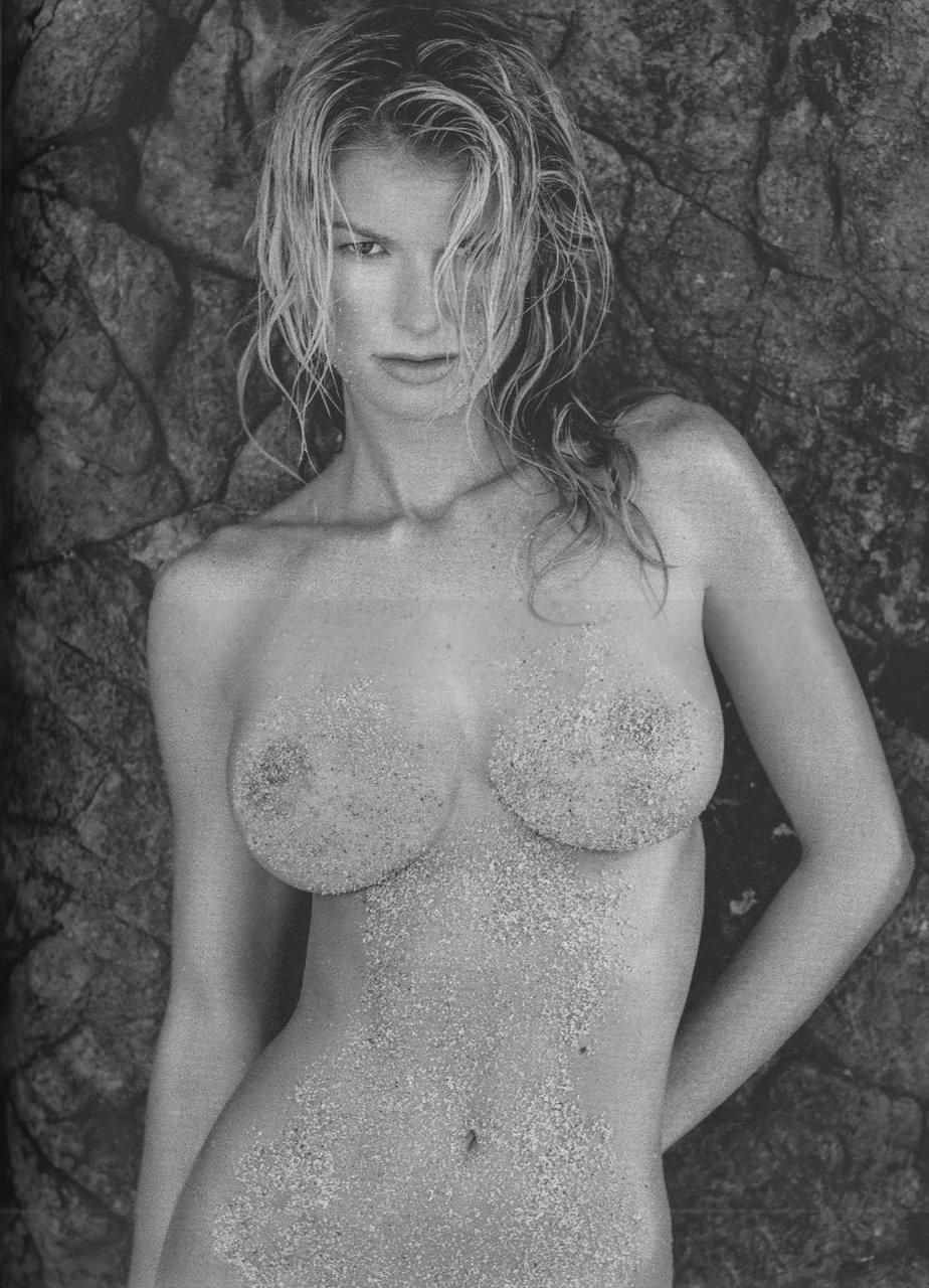 Has marisa miller ever been nude