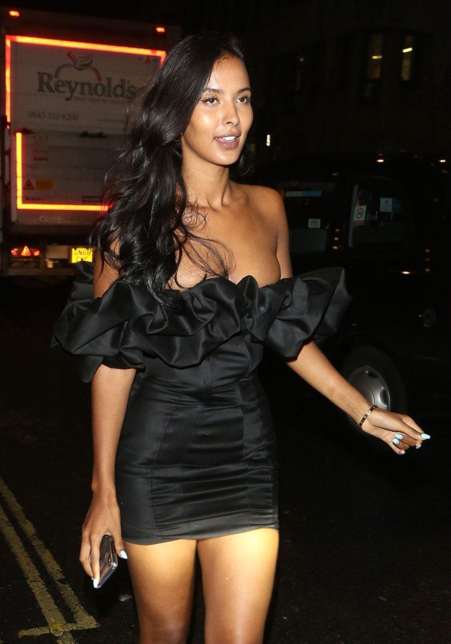 Maya Jama Sexy (34 Photos + Video)