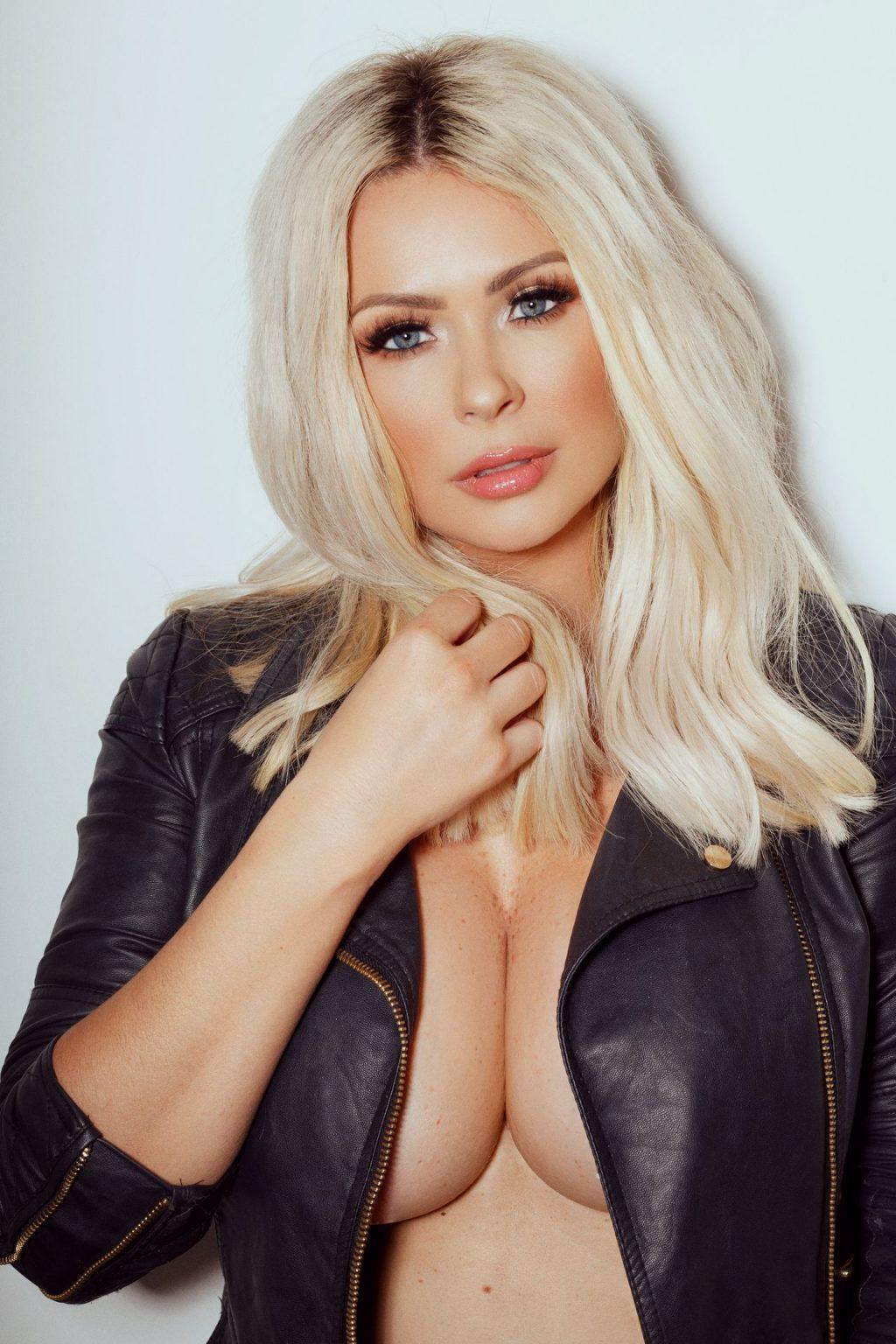 Nicola McLean Sexy (3 New Photos)