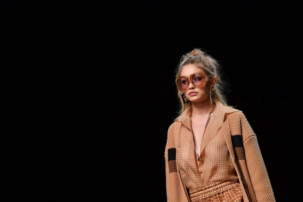 Gigi Hadid See Through (30 Photos + GIF & Video)