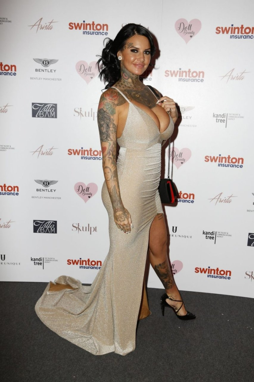 Jemma Lucy Sexy (14 Hot Photos)