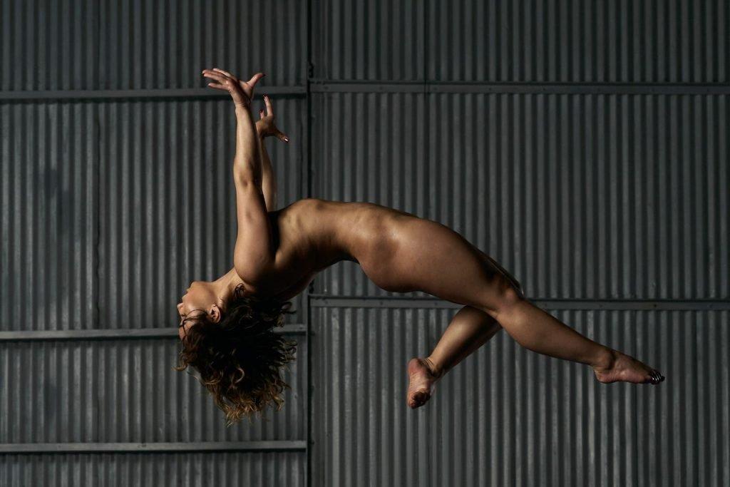 Katelyn Ohashi Nude (9 Photos + GIF)