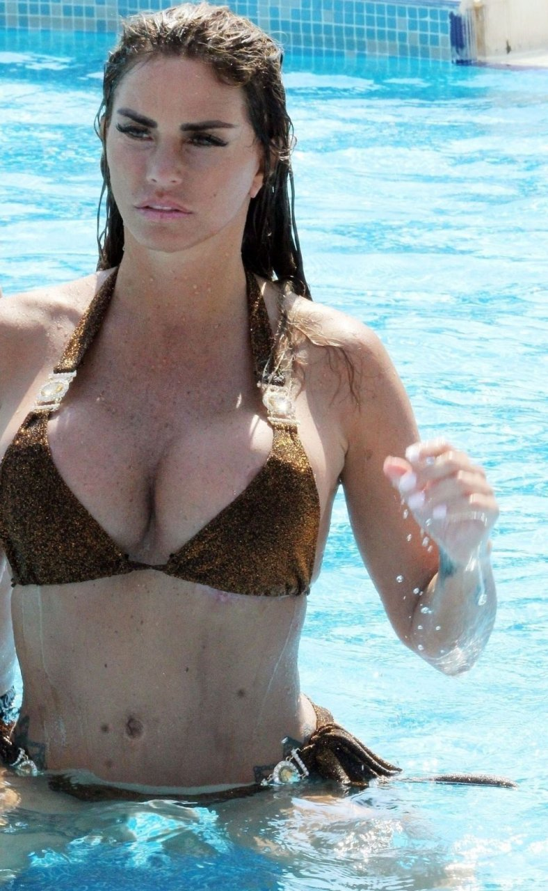 Katie Price Areola Peeks & Sexy (26 Photos)