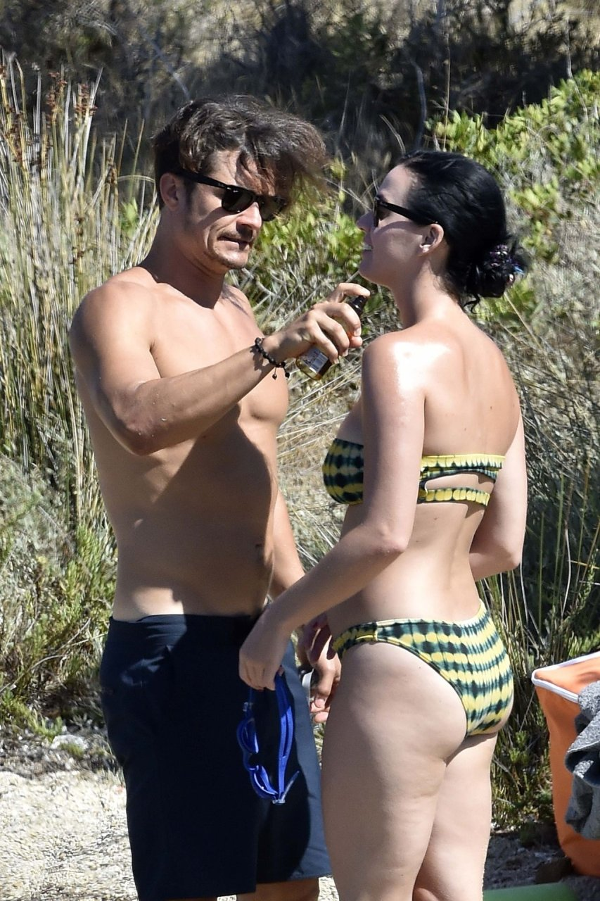 Naked Orlando Bloom And Katy Perry