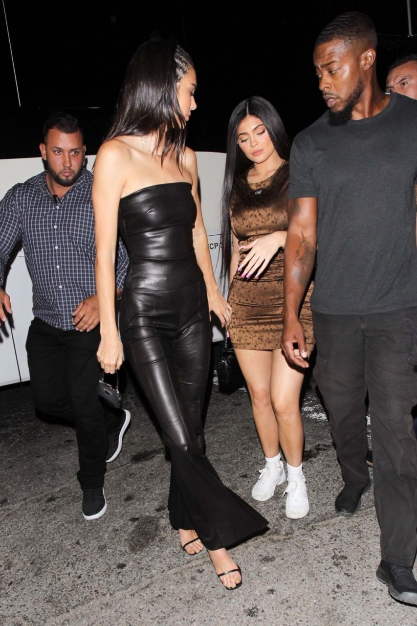 Kendall Jenner, Kylie Jenner Sexy (54 Photos)