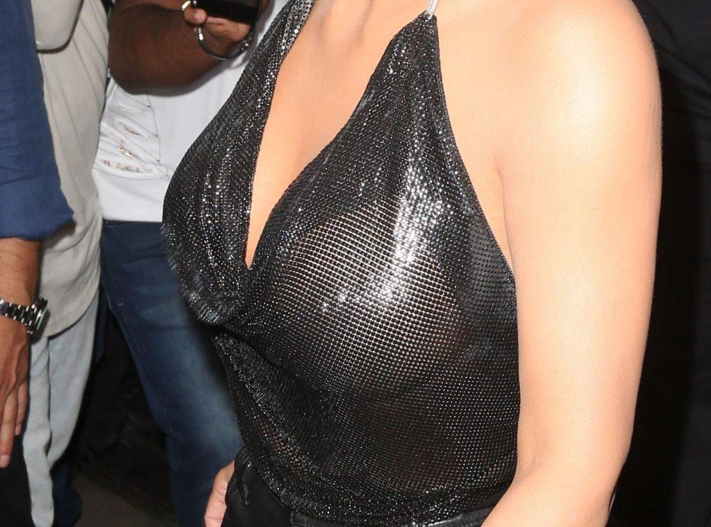 Kim Kardashian See Through (35 New Photos)