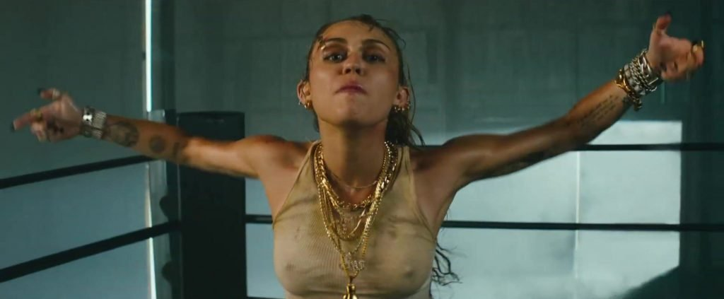 Miley Cyrus Hot – Don't Call Me Angel (18 Pics + GIFs & Video)