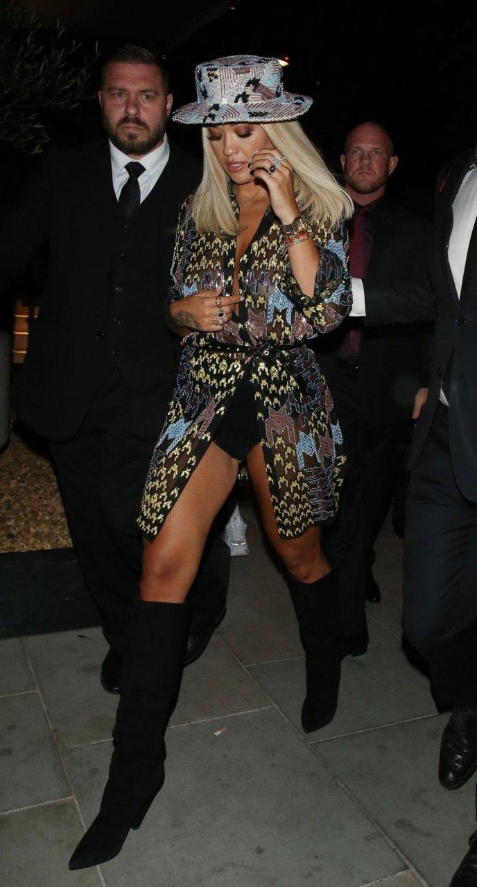 Rita Ora See Through & Sexy (85 New Photos)