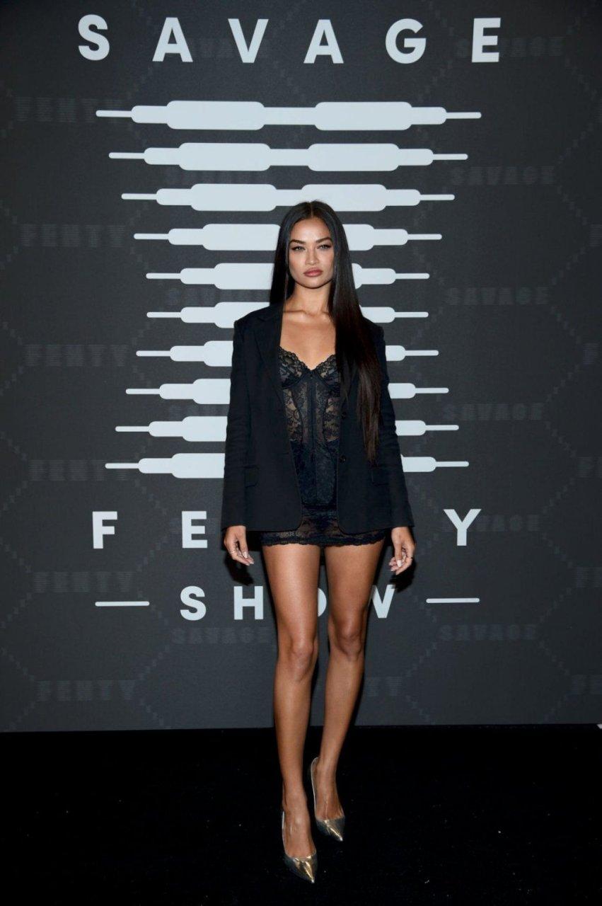 Shanina Shaik Sexy (21 Photos)