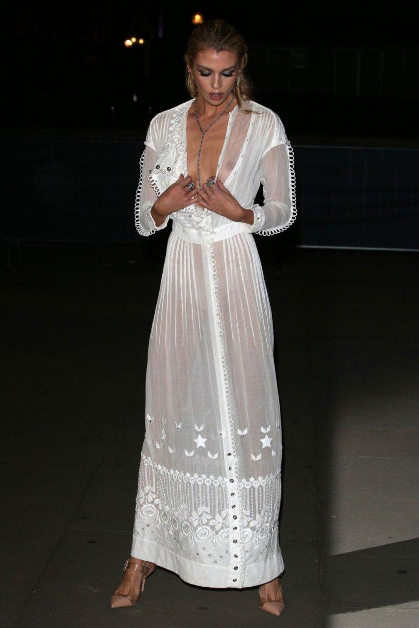 Stella Maxwell See Through & Sexy (133 Photos)
