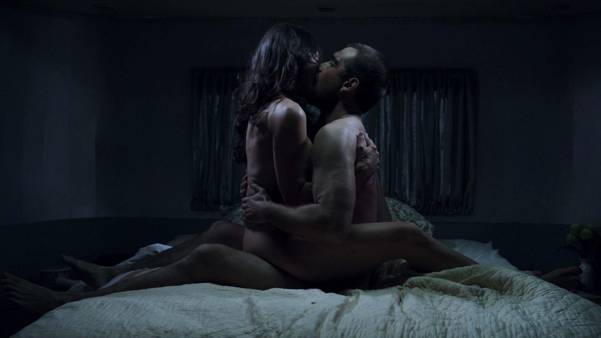 Banshee Sexy Porn - Trieste Kelly Dunn Nude – Banshee (6 Pics + GIF & Video ...