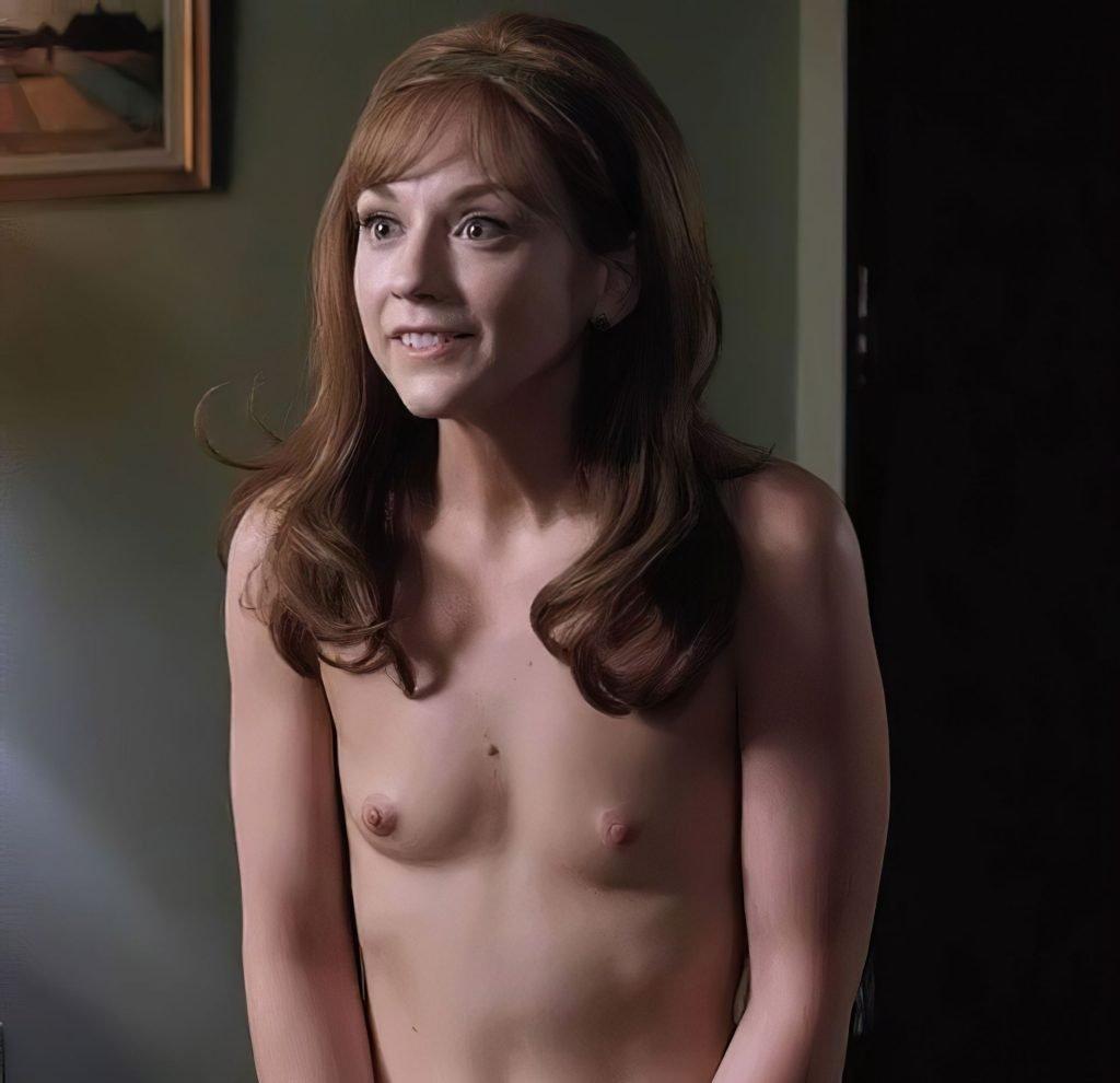 A.I. Enhanced Celebrity Nudes (14 Photos)