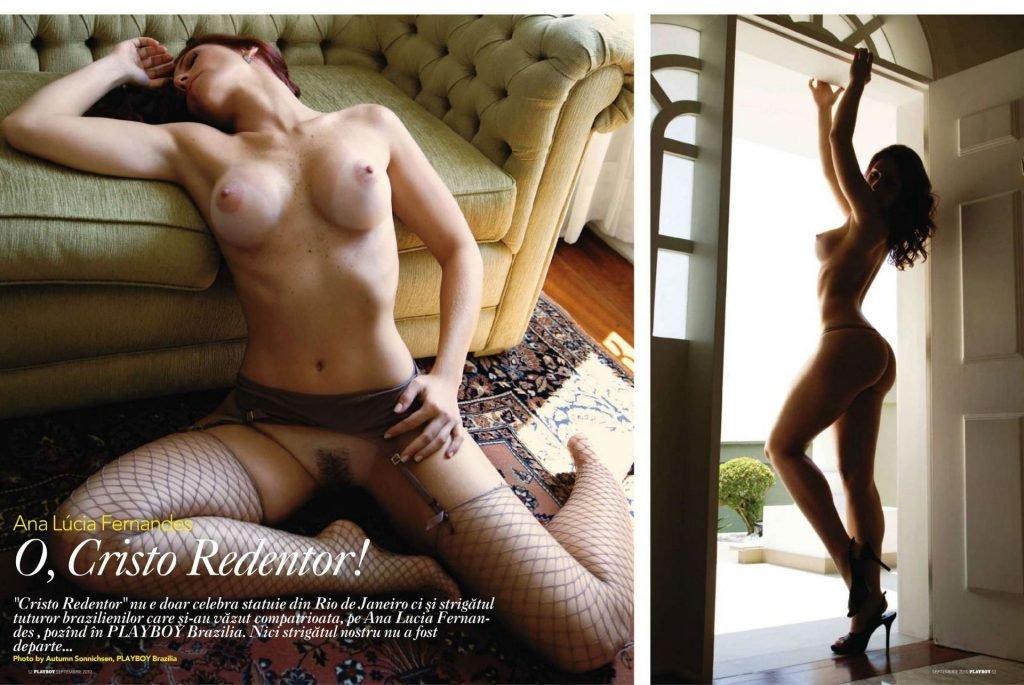 Ana Lucia Fernandes Nude (15 Photos)