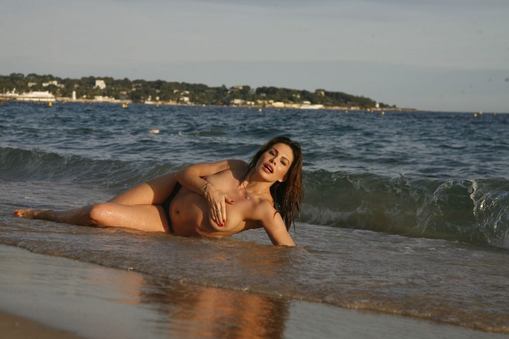 Dany Michalski Nude Leaked The Fappening (6 Photos)