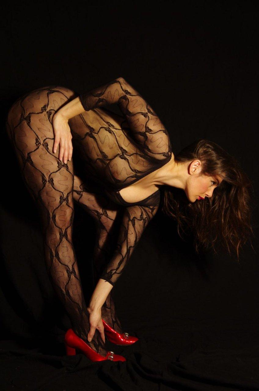 Heger topless angelina Angelina Pivarnick