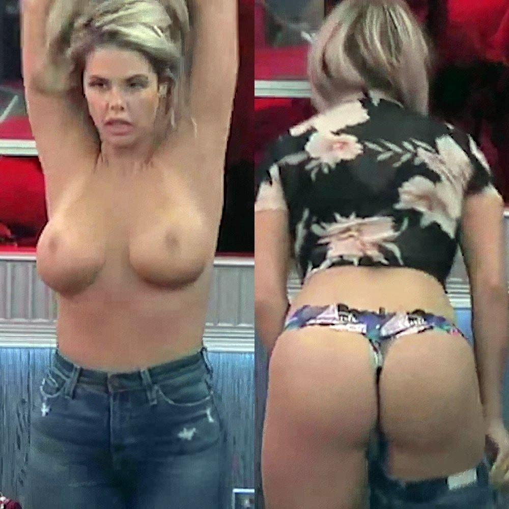Big Brother Elena Nude