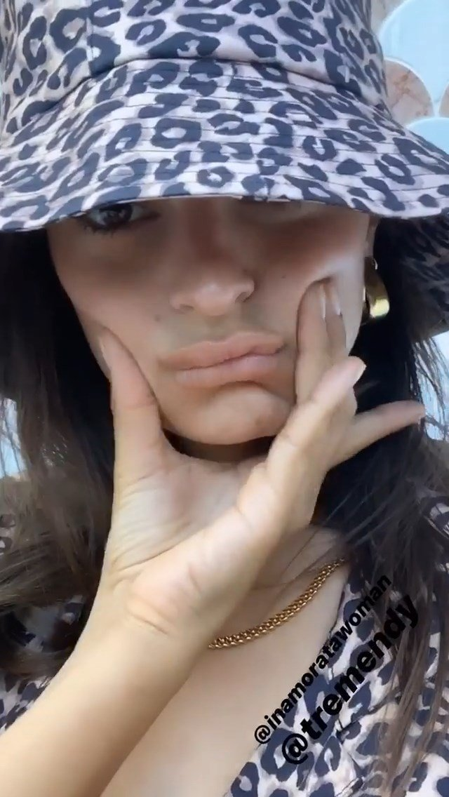 Emily Ratajkowski Sexy (6 Photos + Video)