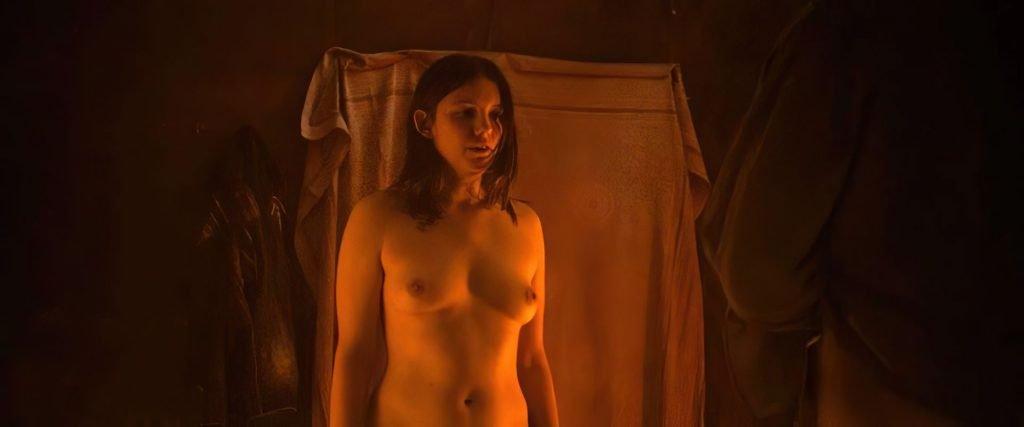Hannah Murray Nude – Charlie Says (8 Pics + GIF & Video)