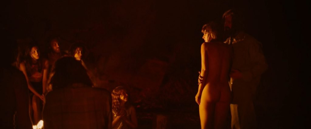 Julia Schlaepfer Nude – Charlie Says (8 Pics + GIF & Video)