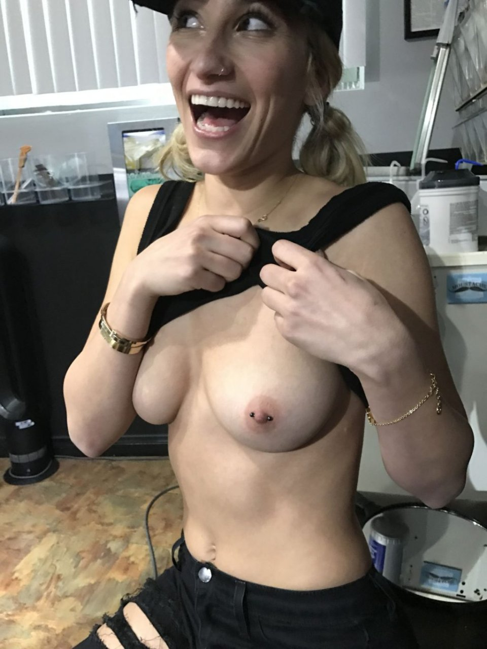 Lexy Panterra Nude Leaked The Fappening (5 Photos)