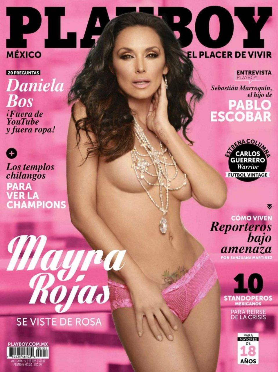 Mayra Rojas Nude