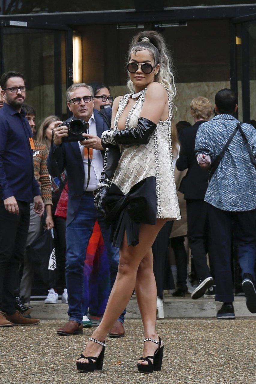Rita Ora Sexy (52 Photos + Video)