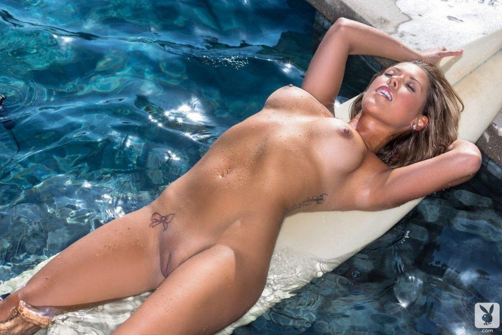 Nude shallana marie Evalena Marie