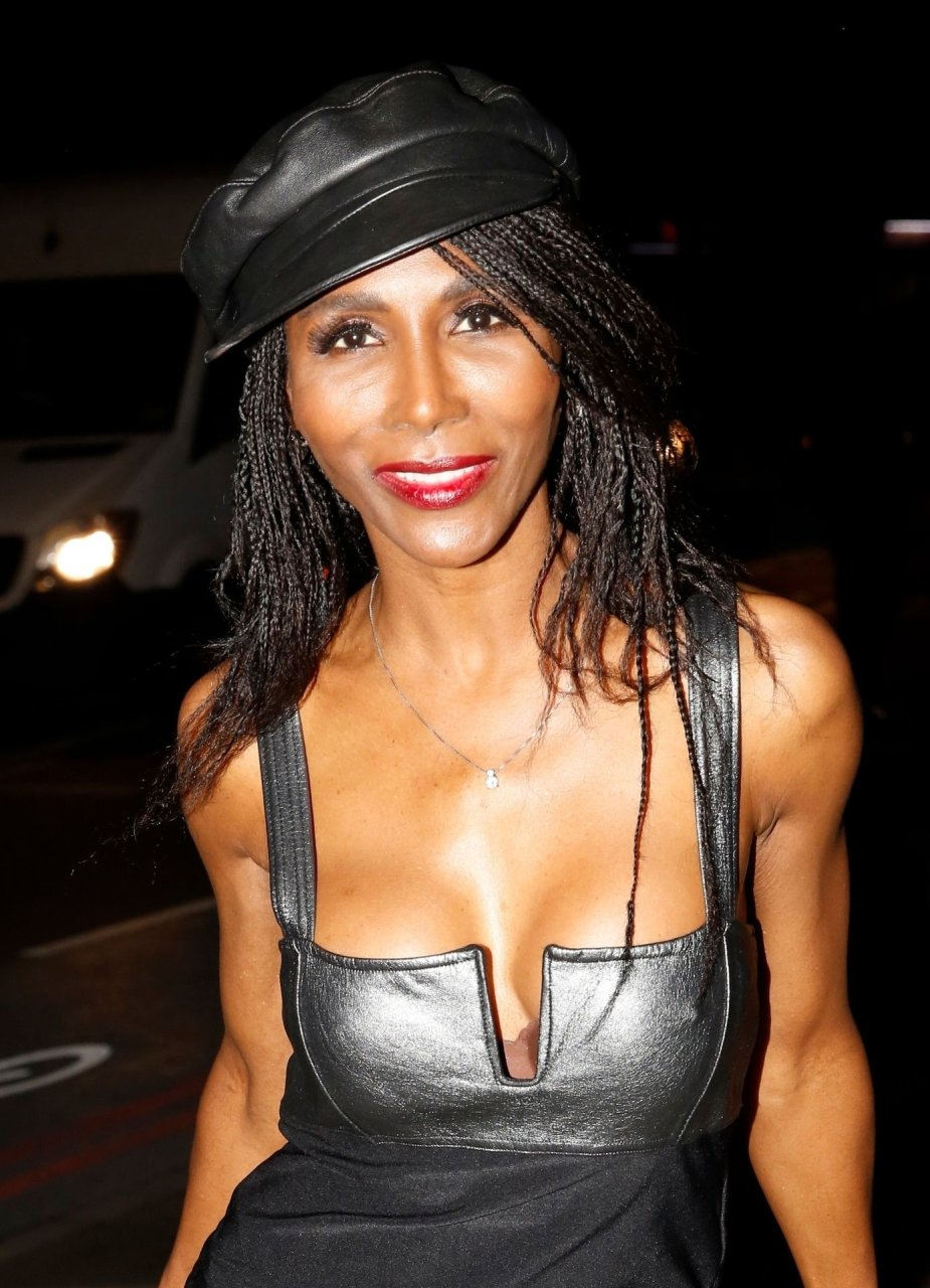 Sinitta still unhappy as cheryl replaces her on the x factor