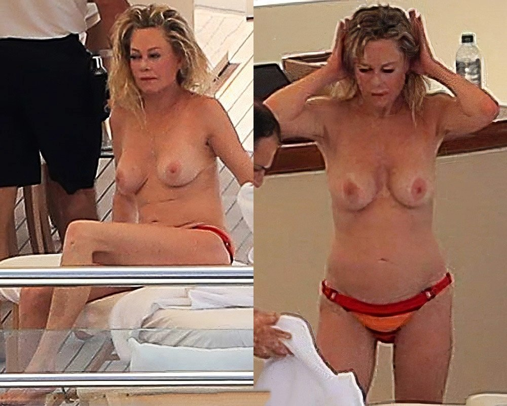 Melanie griffith nudity