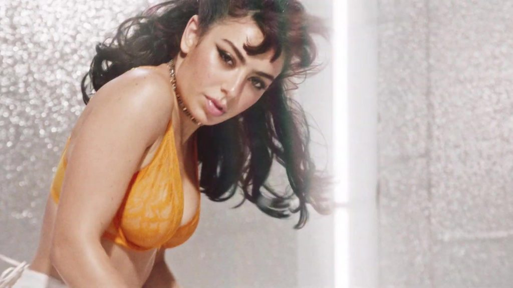 Charli XCX See Through & Sexy (60 Photos + Video)