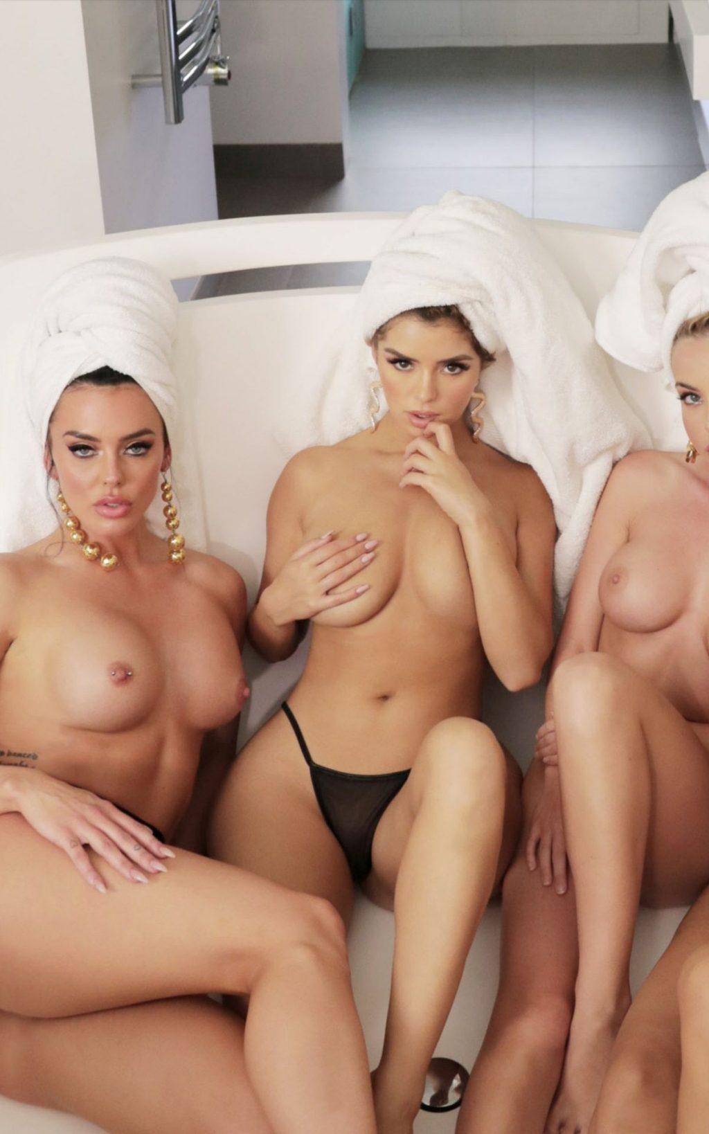 Demi Rose Nude (7 Photos)