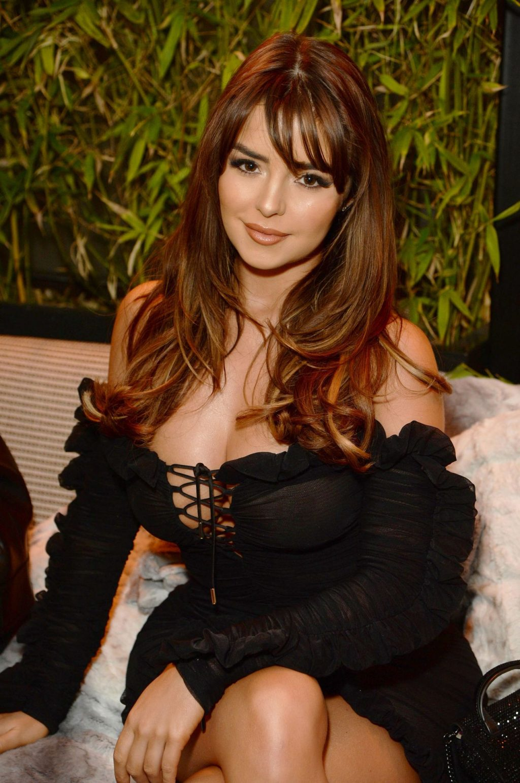 Demi Rose See Through (8 New Photos)