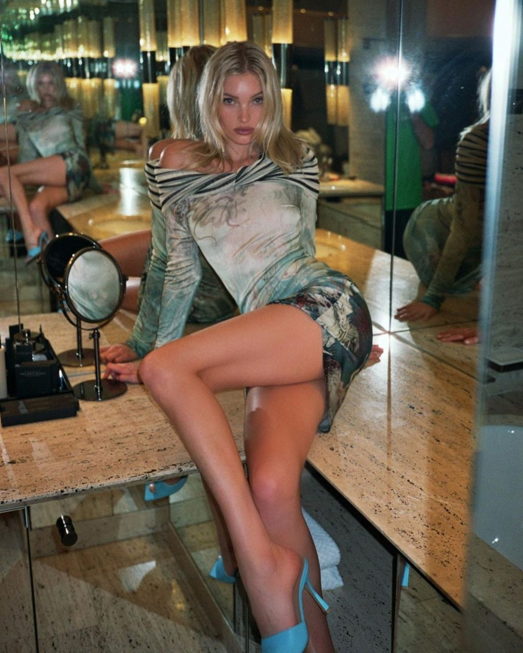 Elsa Hosk Sexy (21 Photos)