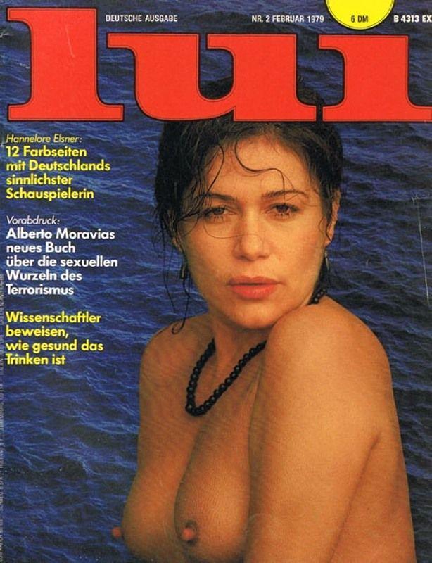 Hannelore Elsner Nude (11 Photos)
