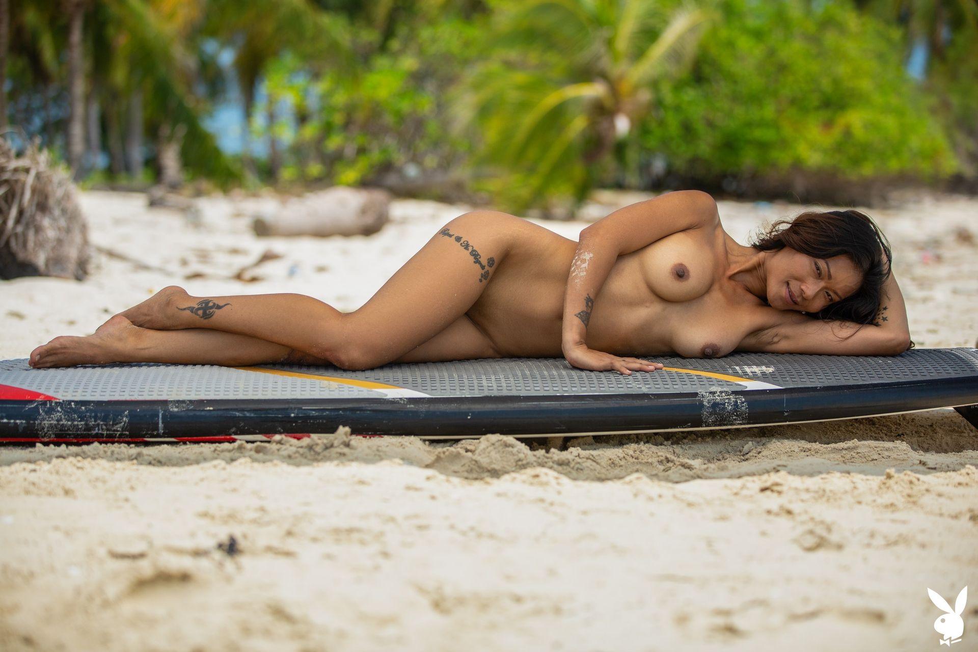 Maki Katana The Fappenig Nude