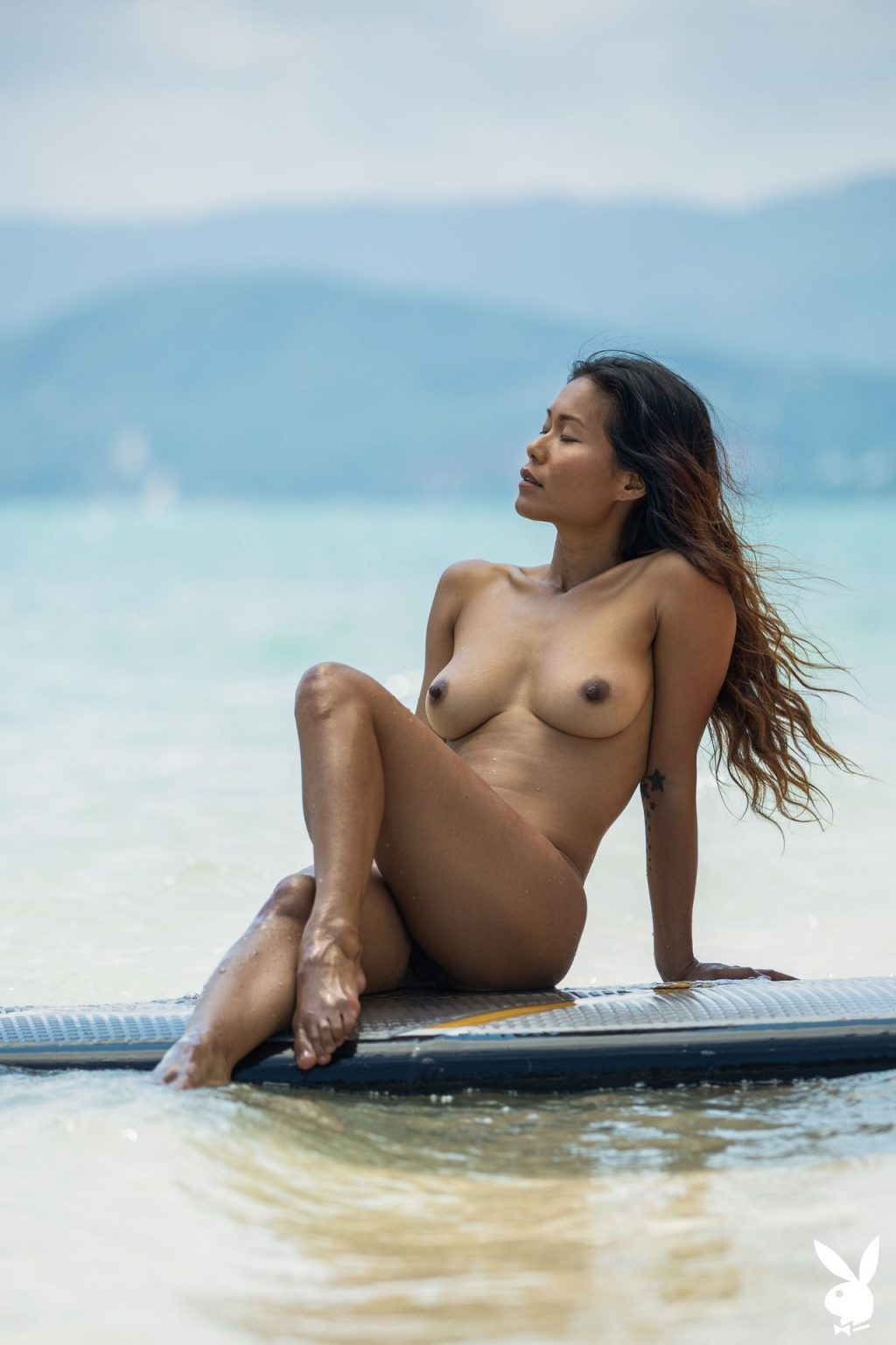 Swimwear Hot Model Surfer Babes Nude Png