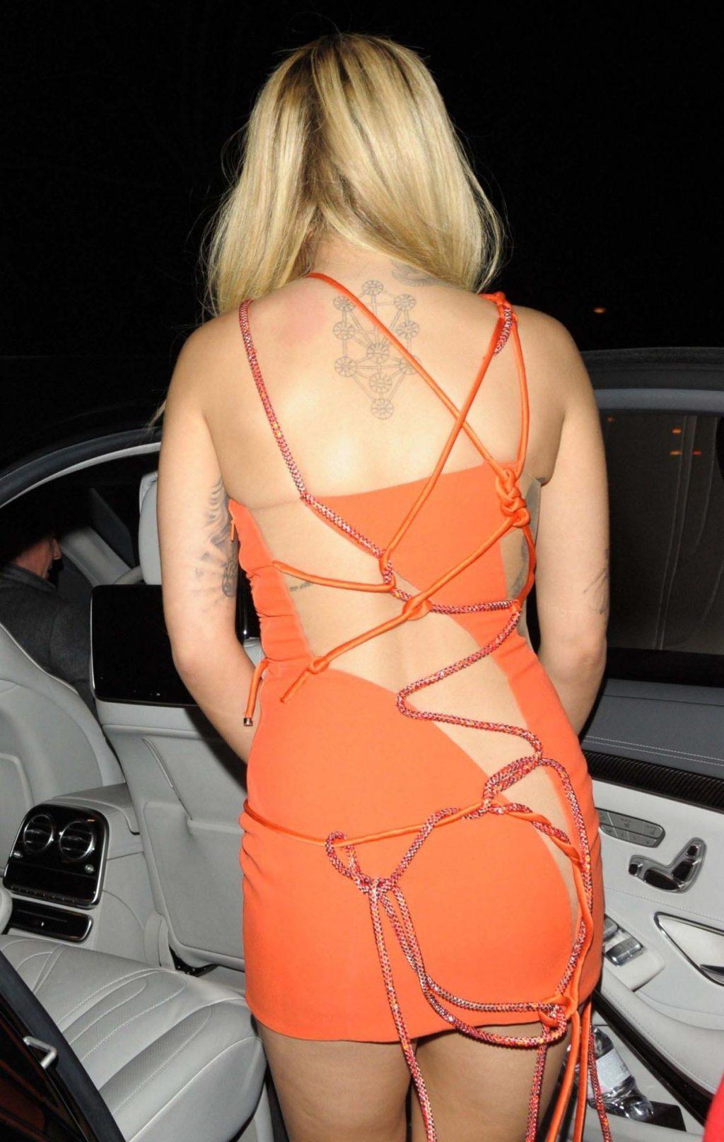 Rita Ora Pantyless (59 Photos)
