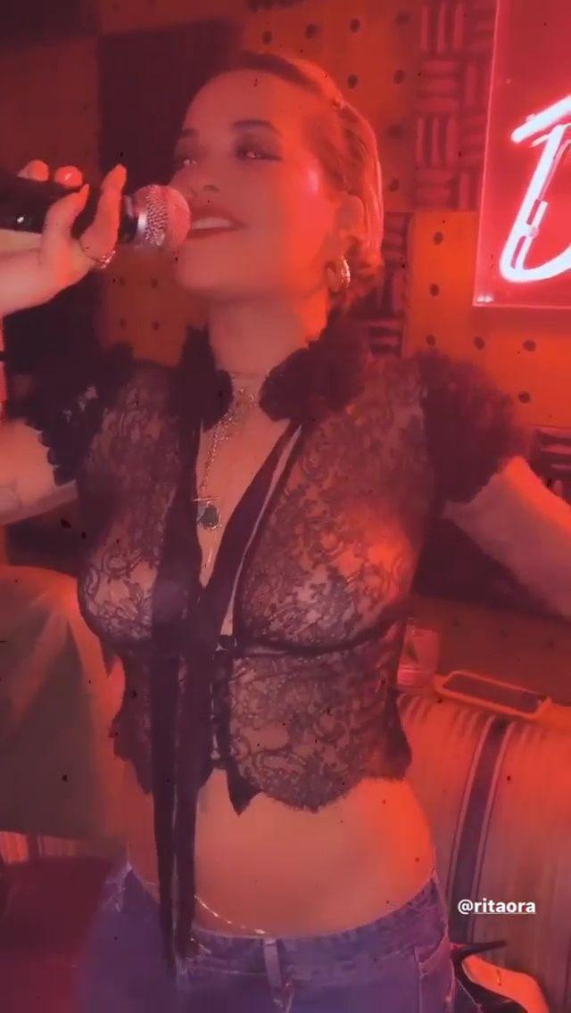Rita Ora Sexy (14 Photos + Video)