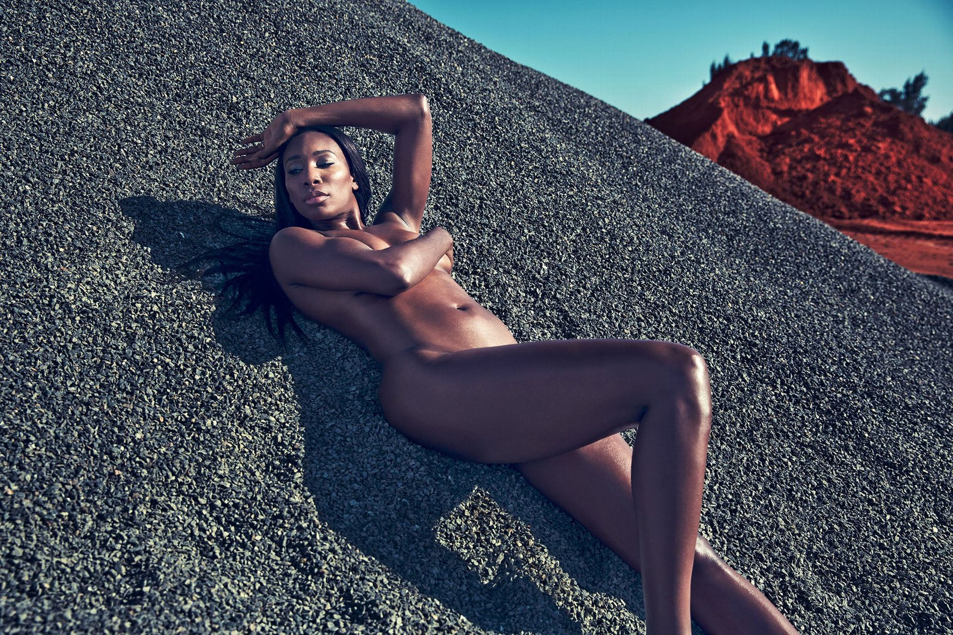 Venus williams naked pictures