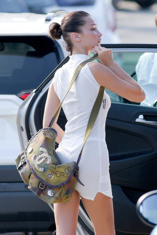 Bella Hadid See Through (20 Photos)