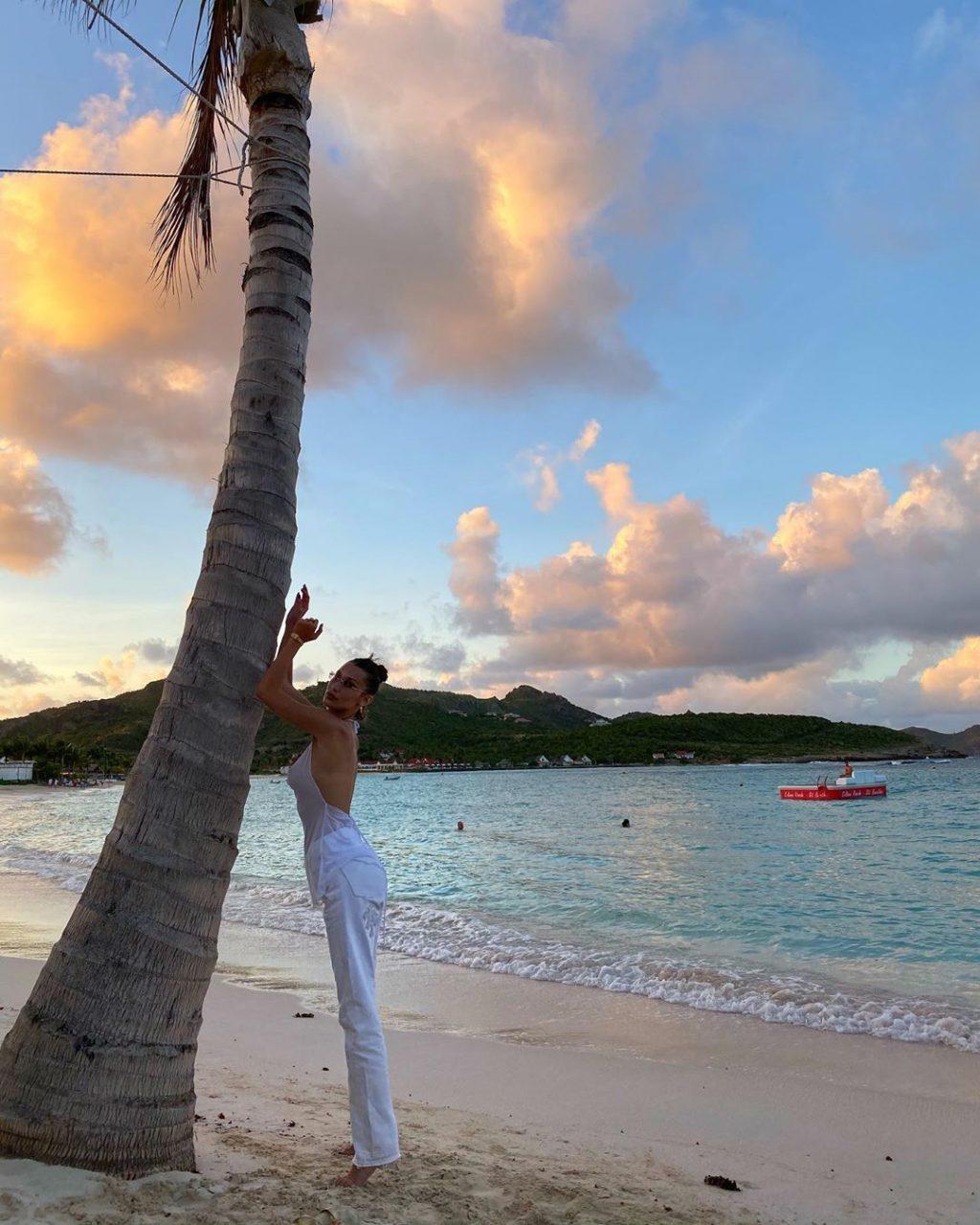 Bella Hadid See Through (8 New Photos)