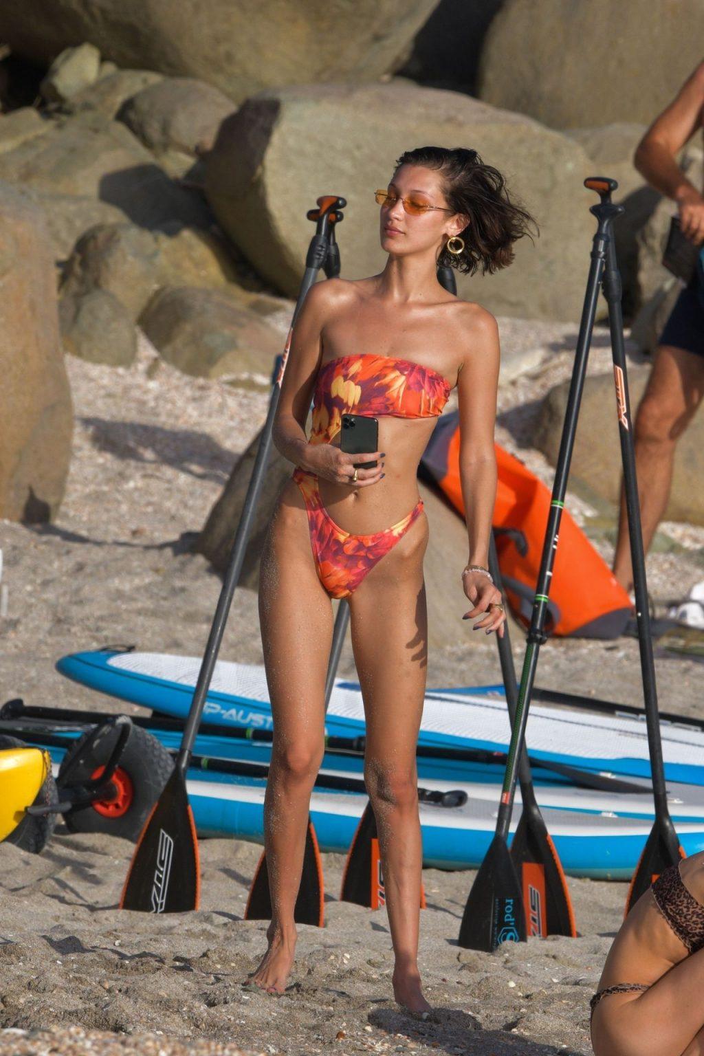 Bella Hadid Sexy (92 Photos)