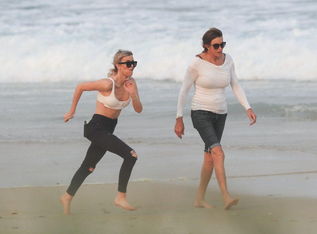 Caitlyn Jenner, Sophia Hutchins Sexy (58 Photos)